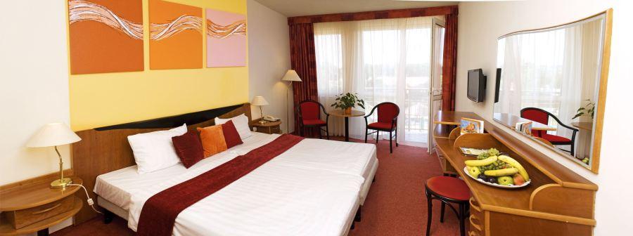 Hotel Európa fit vendégszobák eredeti állapot