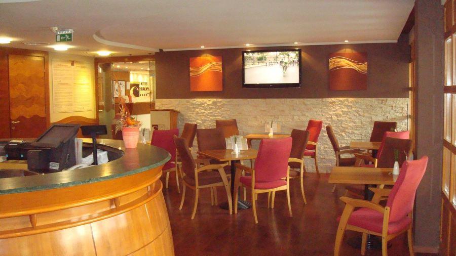 Hotel Európa fit Citrus étterm és Vino bar eredeti állapot fotók